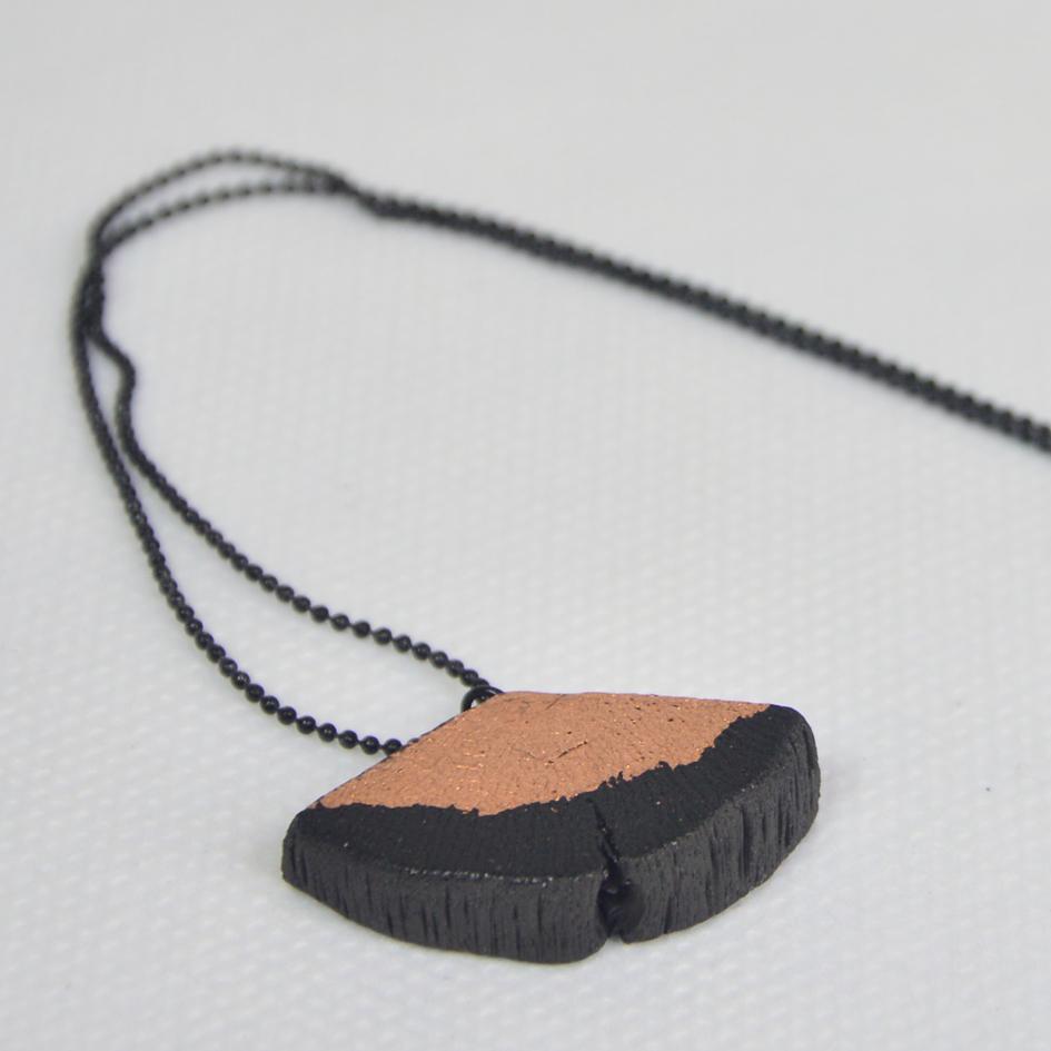 Collier EDO-KURO-FUJI