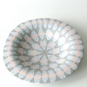 Assiette «Fleur de dentelle»